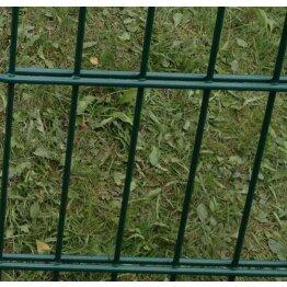 Doppelstabmatte 6-5-6 1408 mm moosgrün