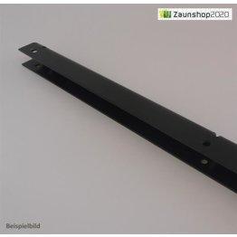 Zaunanschlussleiste für Zaunhöhe: 1800 mm...